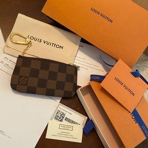 Key pouch Louis Vuitton